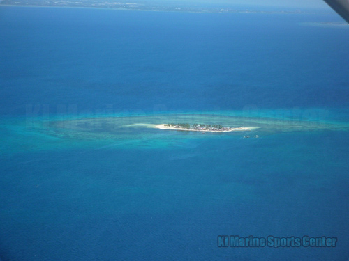 Cebu Island Hopping east of Mocaboc
