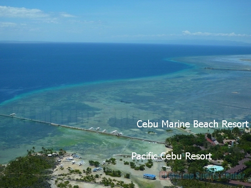 Cebu Island Hopping Cebu Marine Beach