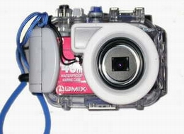 Underwater Camera Lumix